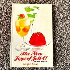 1975 Vintage The New Joys Of Jello Cookbook Recipe